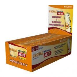 Walmark UROVAL manosa akut box 10x10tbl.