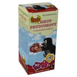 Krtečkův sirup Průduš.s mateř.250g