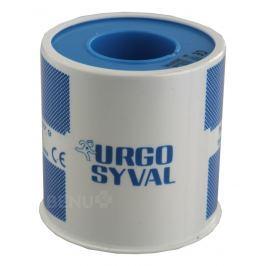 URGO SYVAL Textilní náplast bílá 5mx5cm