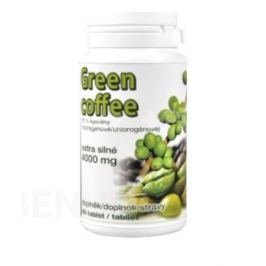 GREEN COFFEE zel.káva extra4000mg tbl.60 Dr.Bojda