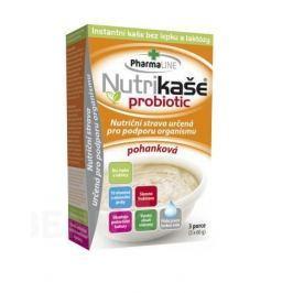 Nutrikaše probiotic pohanková 180g (3x60g)