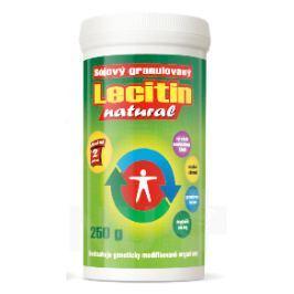 Lecitin 250g gran.přír.100% sojový NATURAL