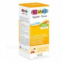 PEDIAKID Pro chuť k jídlu 125 ml Ostatní doplňky stravy