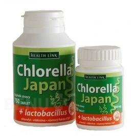 Chlorella Japan + lactobacillus tbl.250