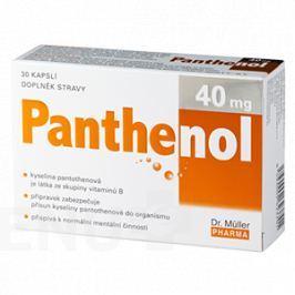 Panthenol cps.30x40mg (Dr.Müller)