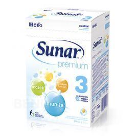 Hero Czech Sunar premium 3 600g (nový)