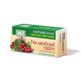 Nephrosal+brusinky na moč.cesty Fytopharma cps.30