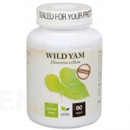Natural Medicaments Wild Yam PREMIUM cps.90