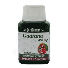 MedPharma Guarana 800mg tbl.37