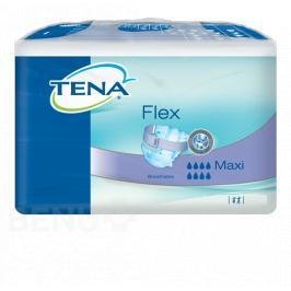 TENA Flex Maxi Large - Inkontinenční kalhotky s páskem na suchý zip (22ks)