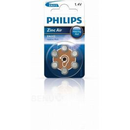 Baterie do naslouchadel PHILIPS ZA312B6A/00 6ks