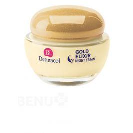 Dermacol Gold Elixir omlaz.kaviár.noční krém 50ml