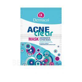 Dermacol Acneclear maska pro problematic.pleť 2x8g