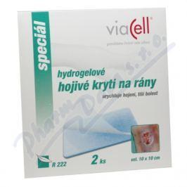 VIACELL R222 Hydrogelové krytí na rány 10x10cm