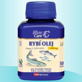 VitaHarmony Rybí olej Omega 3 tbl.50