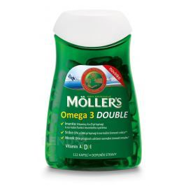 Mollers Omega 3 Double 112 kapsli