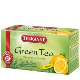 TEEKANNE Zelený čaj citrón n.s.20x1.75g