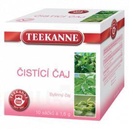 TEEKANNE Čistící čaj n.s.10x1.6g Bylinné čaje