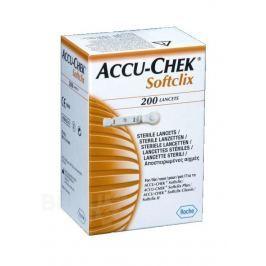 Accu-Chek Softclix lancety 200 Ostatní diagnostické testy