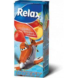 Relax Jablko-broskev-jahoda 0.2 litru Dětské nápoje
