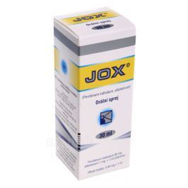 JOX 85MG/ML+1MG/ML ORM SPR SOL 1X30ML