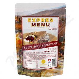 EXPRES MENU Svíčková na smetaně 2 porce Ostatní zdravá výživa