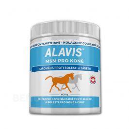 Alavis MSM pro koně 600g Krmivo a vitamíny pro koně