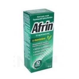 AFRIN S MENTOLEM 0,5MG/ML NAS SPR SOL 15ML