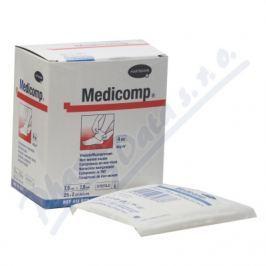 KOMPRESY MEDICOMP STERILNÍ 7,5X7,5CM,NETKANÝ TEXTIL,25X2KS Náplasti a obvazy