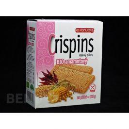 Crispins BIO Amarantový křehký plátek 14ks BIO chléb a mouka