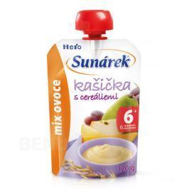 Sunárek kašička mix ovoce 120g