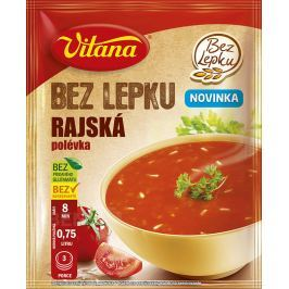 Vitana Bez lepku Rajská polévka 76g