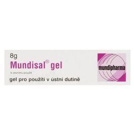 MUNDISAL 87,1MG/G ORM GEL 1X8G