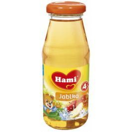 Hami džus jablko 175ml 4M Dětské nápoje