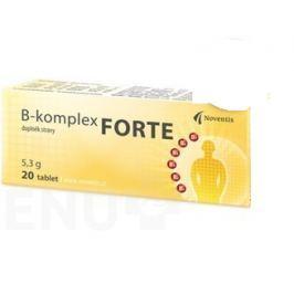 B-komplex Forte tbl.20 Ostatní vitamíny