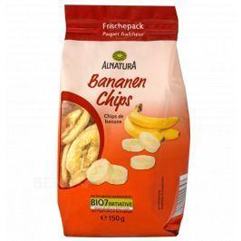 Alnatura BIO Banánové chipsy 150g BIO sušené ovoce a ořechy