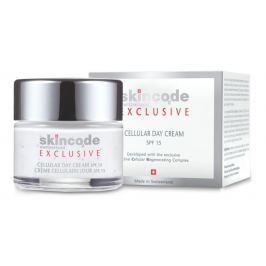 SKINCODE EXC Denní krém SPF15 50 ml