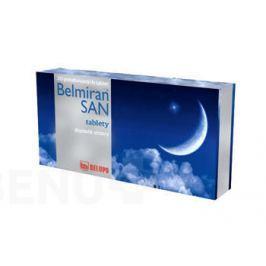 Belmiran San 20 tablet Přípravky na spaní