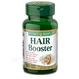 Natures Bounty Hair booster tbl.60