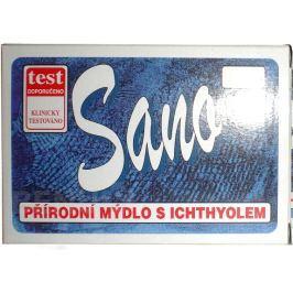 MERCO Sano mýdlo s ichtyolem 100g 8% Přípravky na ošetření kůže