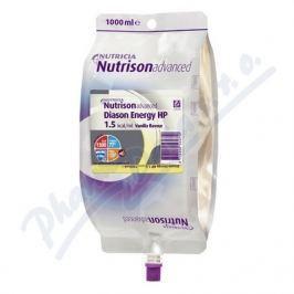 NUTRISON ADVANCED DIASON ENERGY HP S PŘÍCHUTÍ VANILKOVOU POR SOL 1X1000ML Speciální výživa