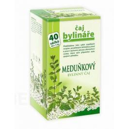 Čaj Bylináře Meduňkový 40x1.6g Přípravky na spaní
