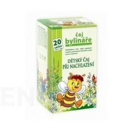 Čaj Bylináře Dětský čaj při nachlazení 20x1.5g