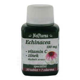 MedPharma Echinacea 100mg+vit.C+zinek tbl.37 Imunita