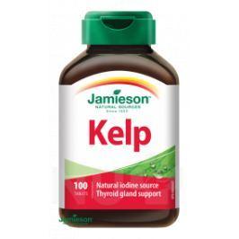 JAMIESON Kelp mořské řasy 650 mcg tbl.100 Šťítná žláza