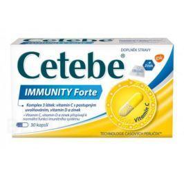 Cetebe IMMUNITY Forte cps.30 Ostatní vitamíny