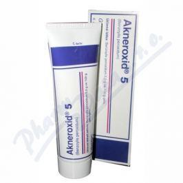 AKNEROXID 5 50MG/G GEL 50G Léky na akné