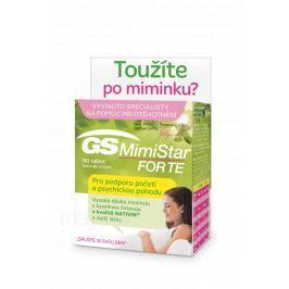 GS MimiStar Forte tbl.90 Výživa a vitamíny pro těhotné