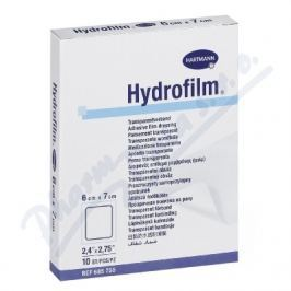 Náplast fixační HYDROFILM 6x7cm 10ks