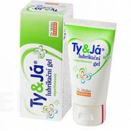 Lubrikační gel Ty a Já neparfemovaný 50ml Lubrikační gely